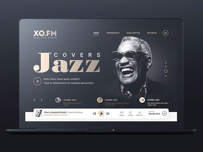XO.FM - Jazz Radio
