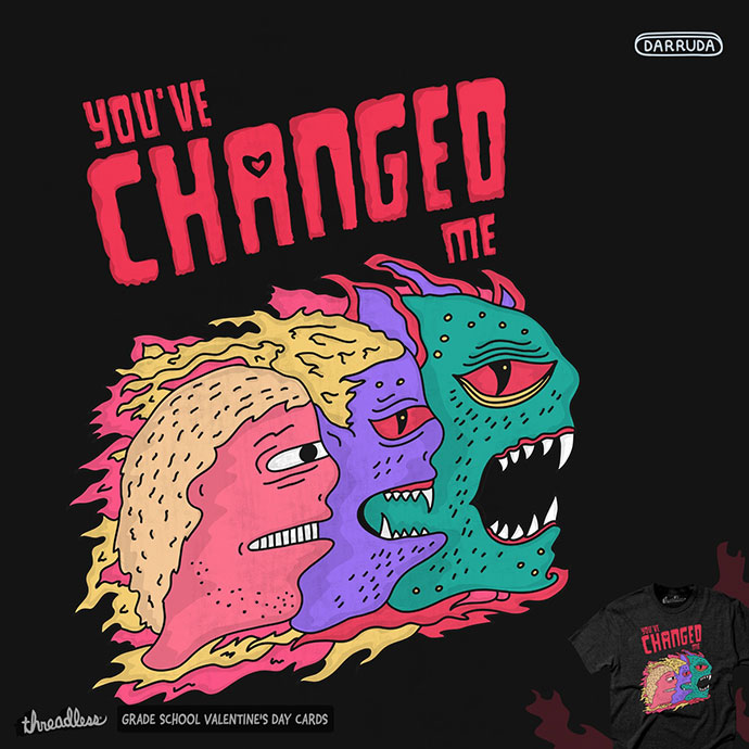You've Changed Me
