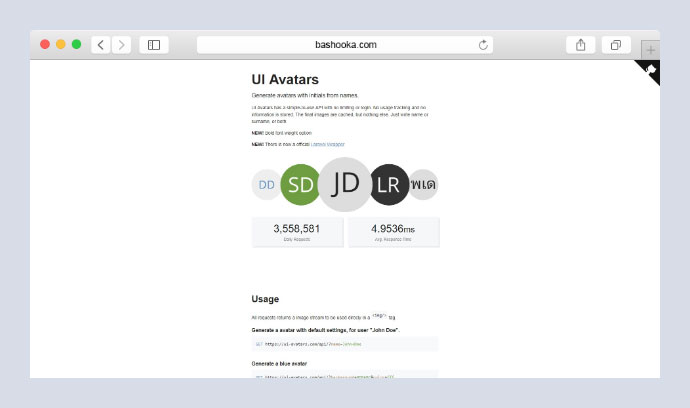 16 Useful Avatar Image Tools For Designer & Developer – Bashooka