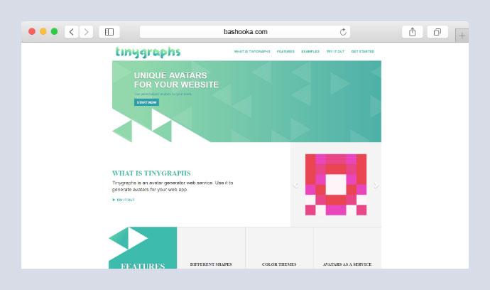 tinygraphs