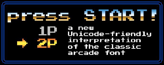 20 Best Retro Pixel & 8-Bit Style Fonts – Bashooka
