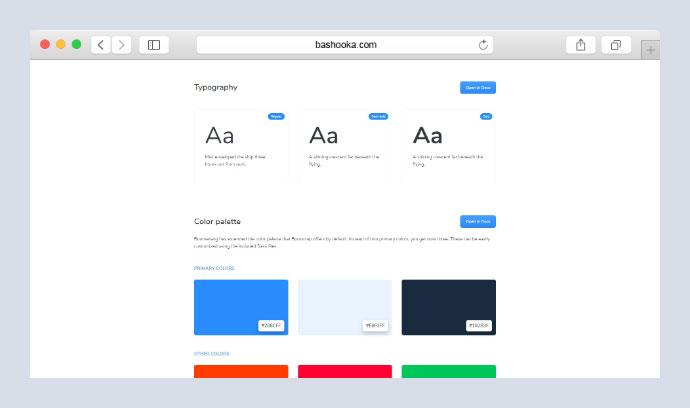 Boomerang UI Kit