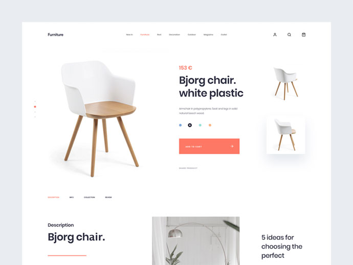 Freebie - MiFurniture - Sketch App