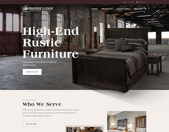 Fireside Lodge Furniture
