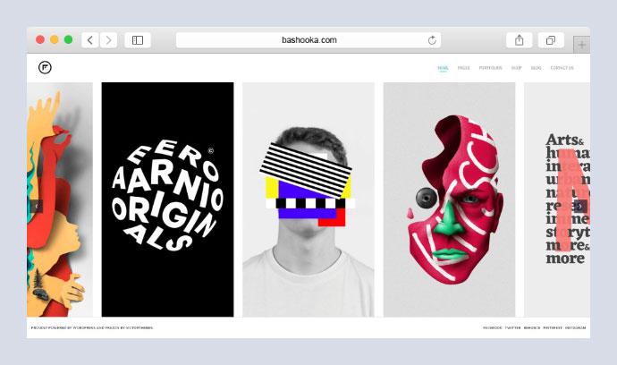 Fraxos - Creative Portfolio