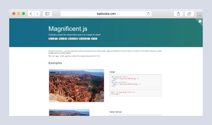 21 Zoom Javascript Libraries For Web & Mobile – Bashooka