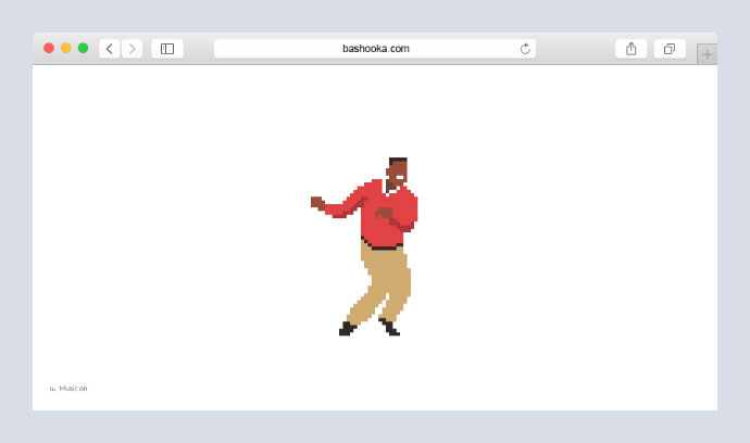 Pure CSS The Carlton dance