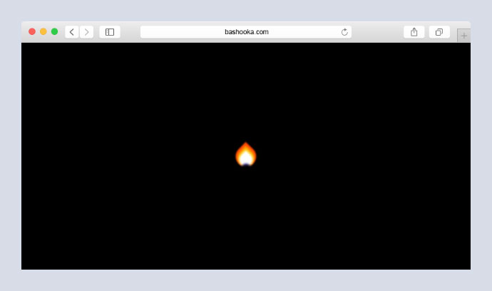 CSS Flame Animation
