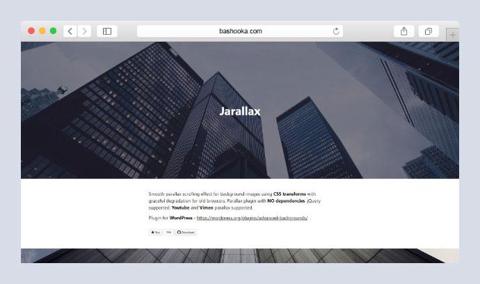 Jarallax