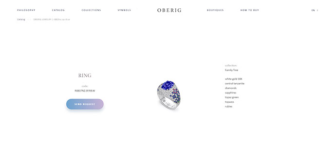 Oberig Jewellery