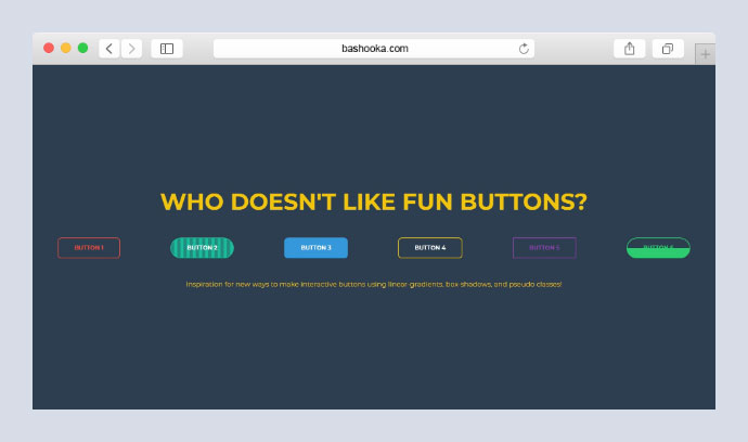CSS BUTTONS!!
