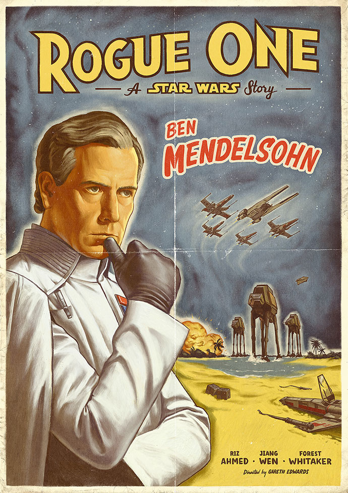 Rogue One Posters