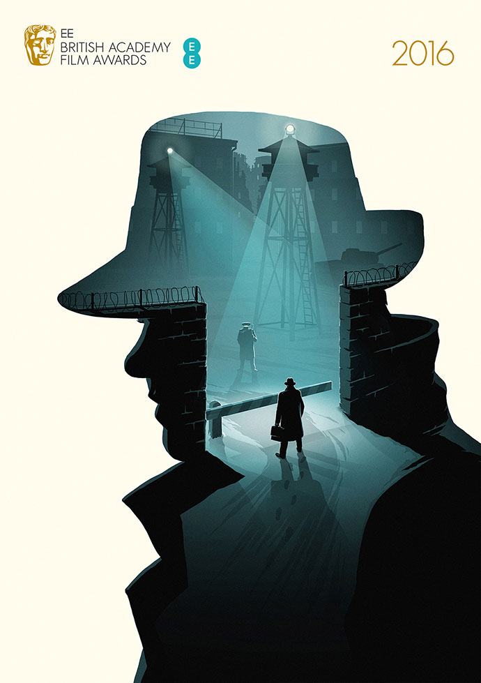 Bafta 2016 Best Film Posters