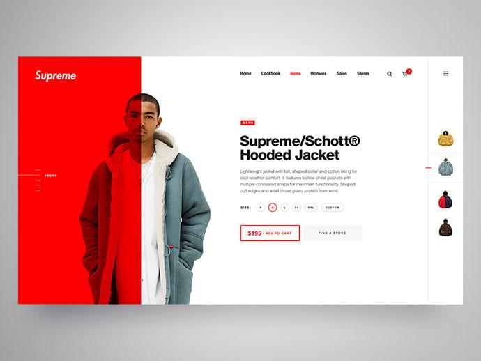 Supreme NY clothing