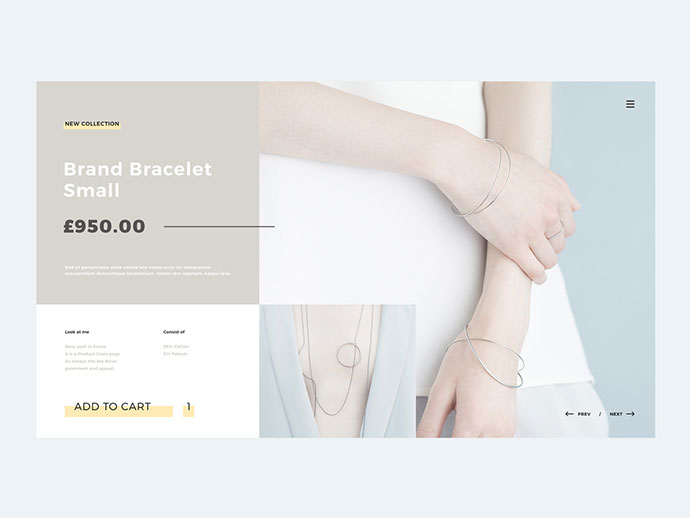 Product Card Page