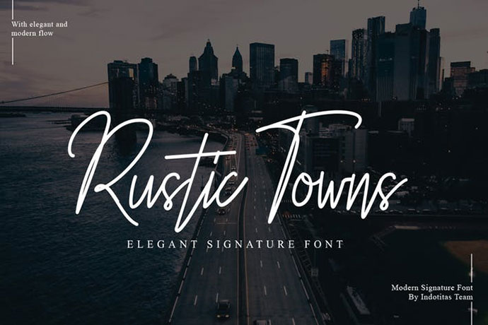 Rustic Towns