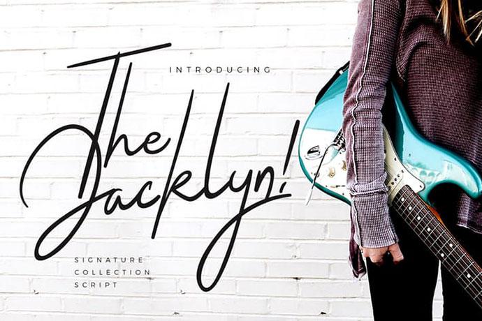 The Jacklyn Signature