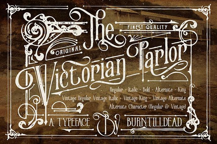 Victorian Parlor