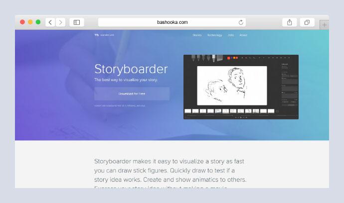 Storyboarder
