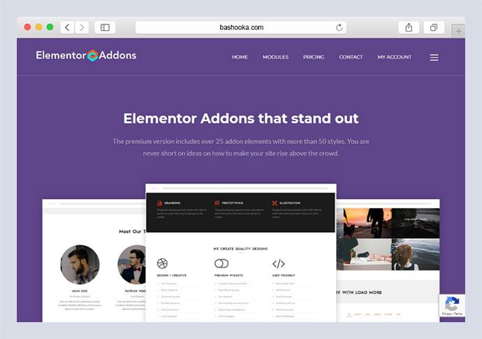 Livemesh Addons for Elementor