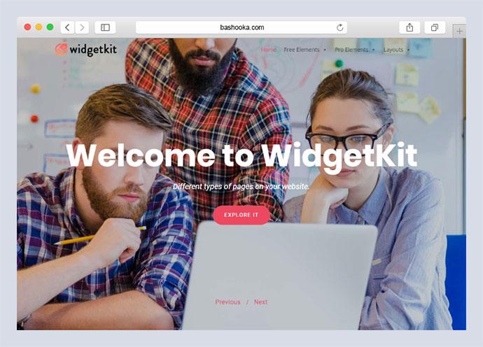 WidgetKit for Elementor