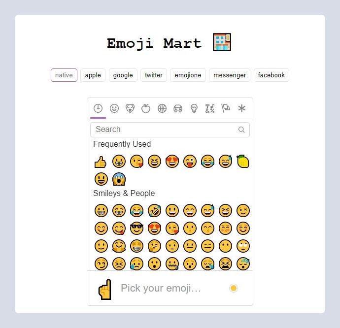 20 Awesome Emoji Resources for Developer & Designer – Bashooka