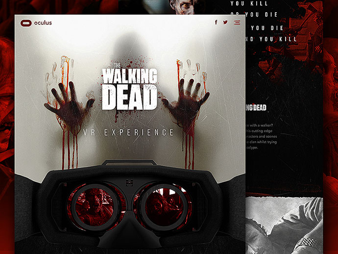 The Walking Dead VR Experience