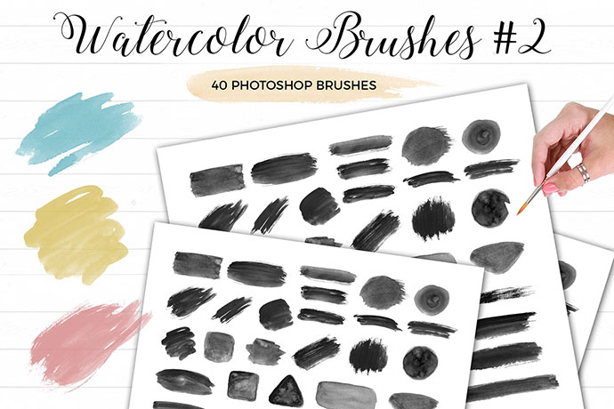 Free Photoshop Brushes. Freebie!