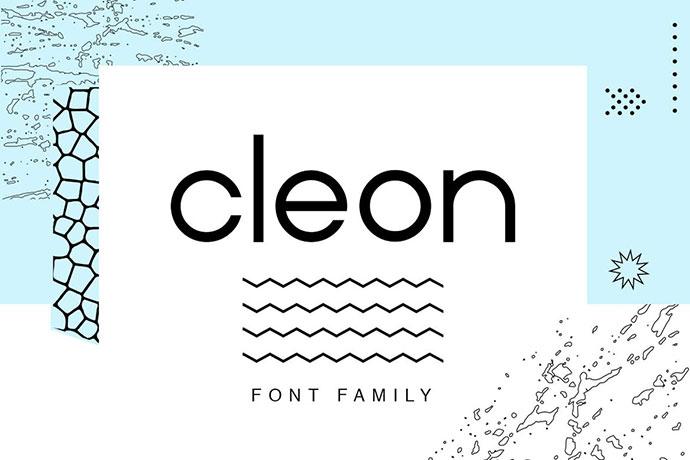 Cleon Sans