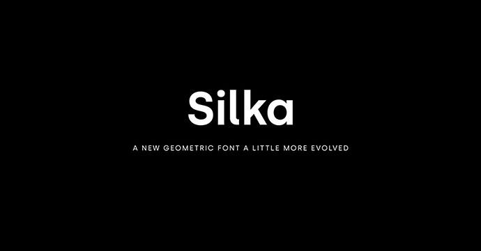 Silka Font