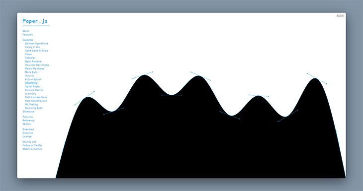 10 Javascript Liquid Animation Effect Libraries