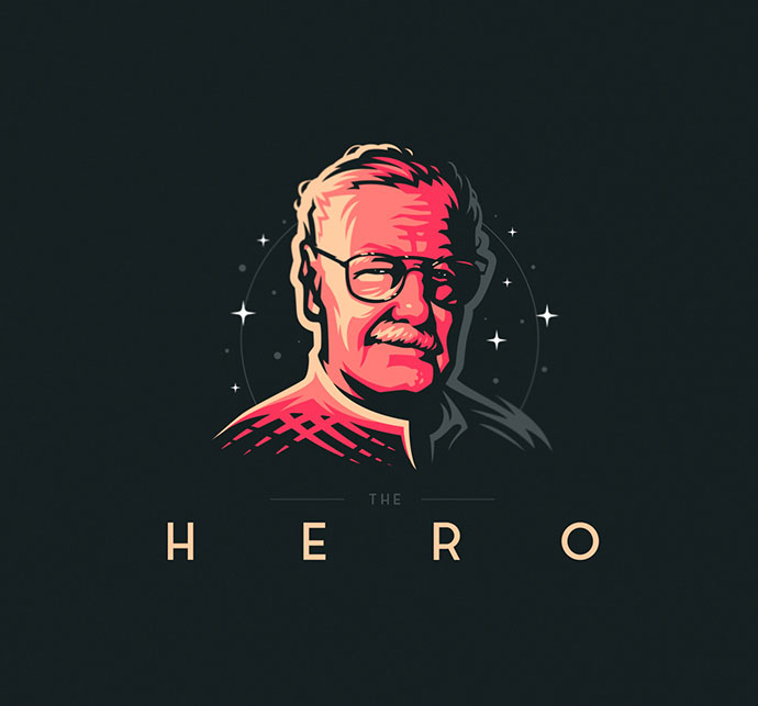 The Hero | Stan Lee