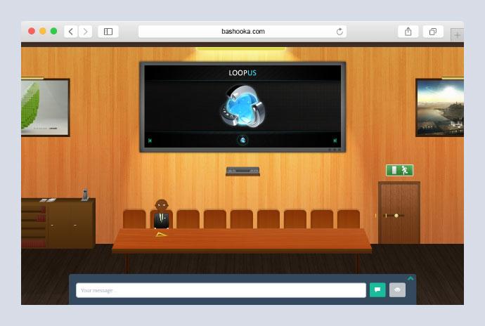 WP Meeting Virtual Room
