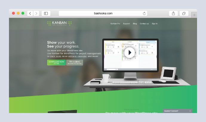 Kanban Boards for WordPress