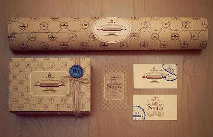 Branding For Cafe-bakery