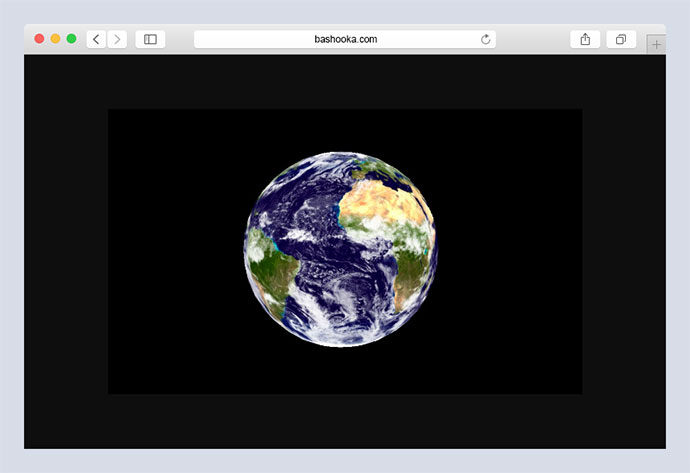 Build an Interactive Virtual Globe with Three.js