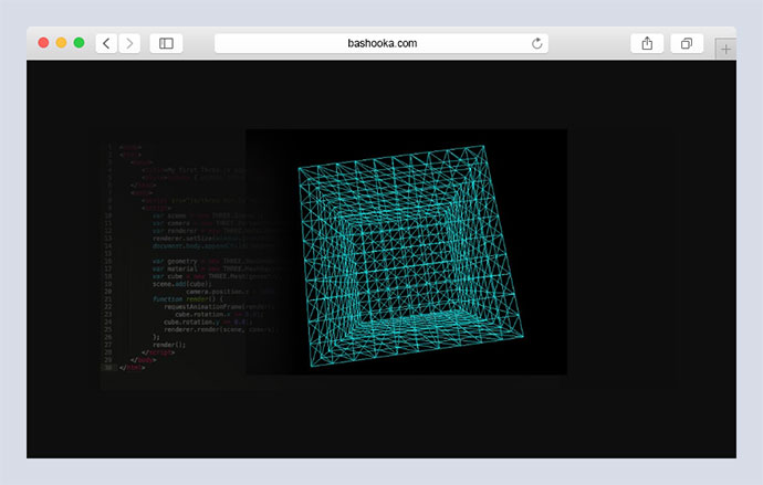 Creating 3D Cube: A Practical Guide to Three.js with Live Demo