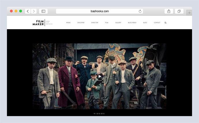 FilmMaker WordPress