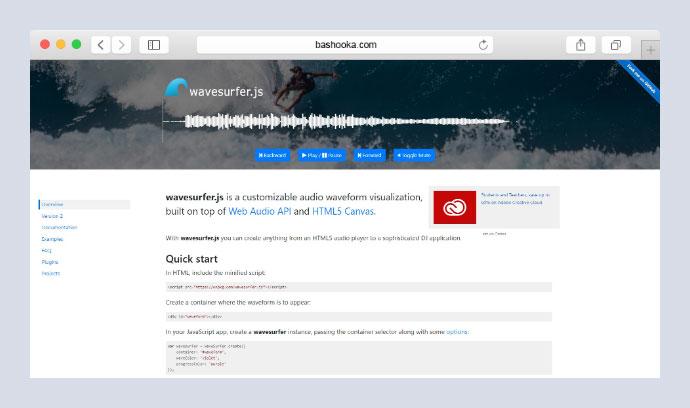 wavesurfer.js