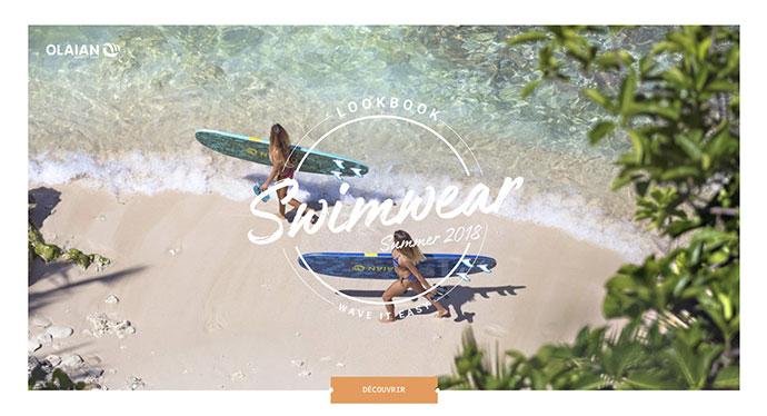 Olaian - Lookbook summer 2018