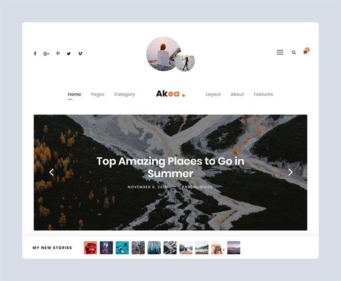 Akea Blog