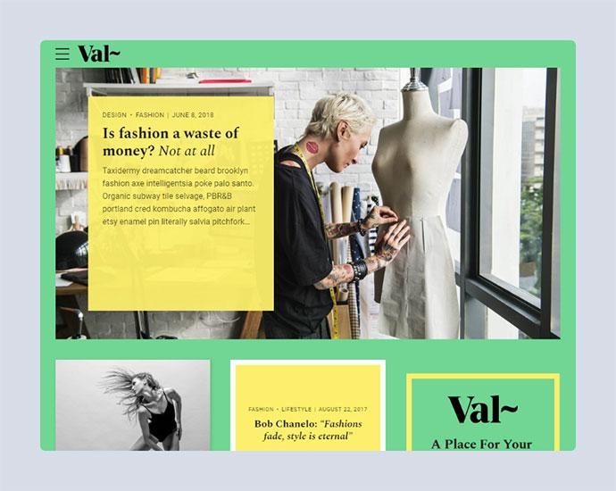 Val Blog – Creative Blog