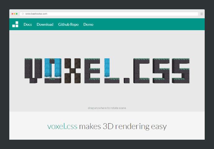 20 Interactive 3D Javascript Libraries & Frameworks – Bashooka