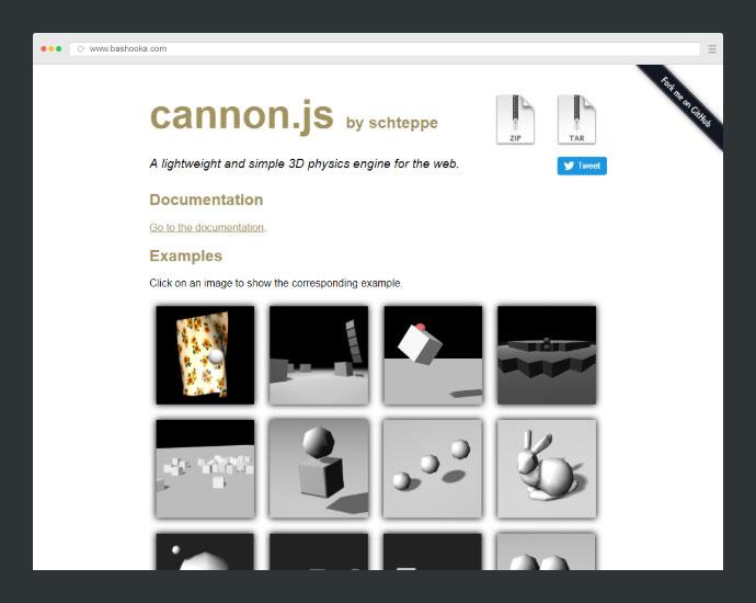 Cannon.js