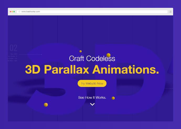 3D Parallax Editor