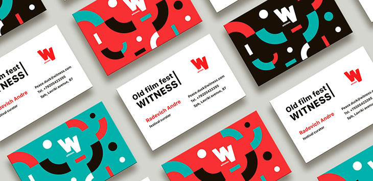 25 Modern Business Card Designs with Attractive Visual Impact
