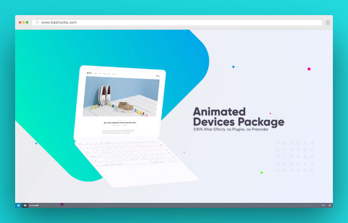 Ui Ux Animated Devices Bundle