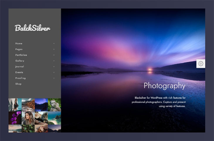 20 Best Landscape Photography Portfolio WordPress Themes