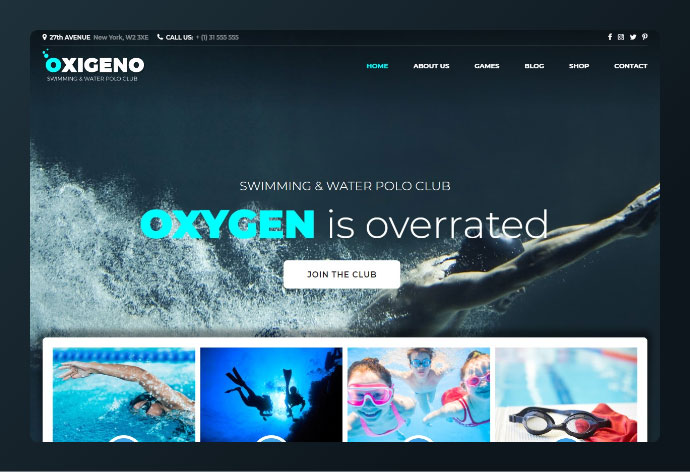 Oxigeno Sport – Sports Club and Team