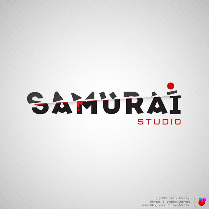 Sushi Branding Custom Logo